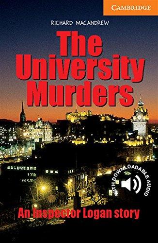 The University Murders Level 4 (Cambridge English Readers)の詳細を見る