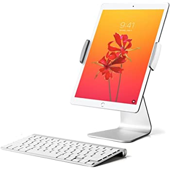 LOE マルチアングル タブレット スタンド (9-13インチ用) アルミニウム製 iPad Pro, Surface Pro 4, Xperia Z4 対応 (TP-7S)
