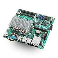 Jetway nf9hb-2930インテルCeleron n2930ファンレスMini - ITXボードW / QuadインテルGB ( 1ペアLANバイパス関数) LAN