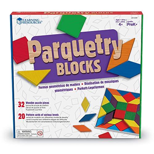 LearningResources(ラーニングリソース)『ParquetryBlocksSuperSet(LER0289)』