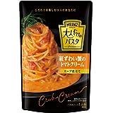 ハインツ 大人むけのパスタ 紅ずわい蟹のトマトクリーム仕立て 200g×4袋