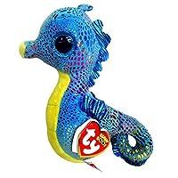 TY Beanie Boos 15cm Neptune Seahorse, Perfect Plush