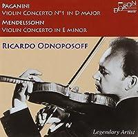 Violin Concerto No. 1 in D Major Op. 6/Violin Conc