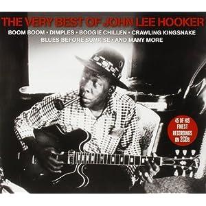 Very Best of John Lee Hooker, the