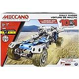 Meccano - Rally Racer 10-in-1 Building Kit