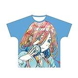 五等分の花嫁 三玖 Ani-Art フルグラフィックTシャツ ユニセックス (サイズ/S)