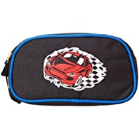 Obersee Kids Toiletry and Accessory Bag (Racecar) by Obersee
