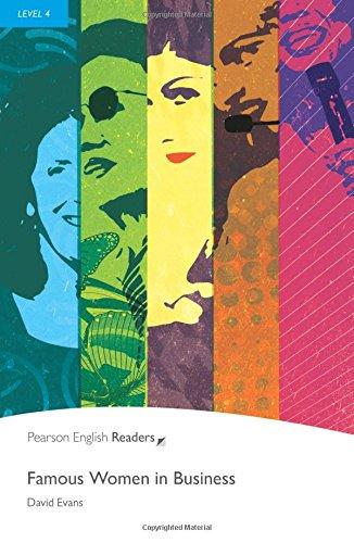 Penguin Readers: Level 4 WOMEN IN BUSINESS (Penguin Readers, Level 4)の詳細を見る