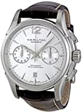 [ハミルトン]HAMILTON 腕時計 Jazzmaster Auto Chrono(ジャズマスター オート クロノ) H32606855 メンズ 【正規輸入品】