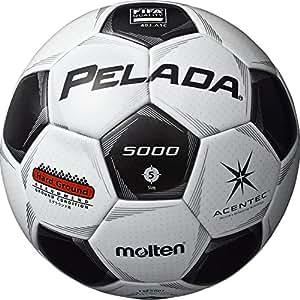 molten(モルテン) アセンテックペレーダ5000 [ ACENTEC Pelada 5000 ] 土グラウンド用 5号球 F5P5001