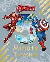 Marvel Avengers 5-Minute Treasury (5minute Treasury)