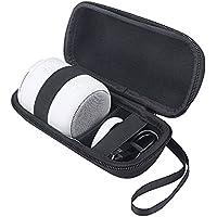 Gubest Sony SRS-XB10 専用のケース 収納ポーチバッグ 収納バッグ EVA Bluetoothスピーカー保護ケースポータブル キャリングケース