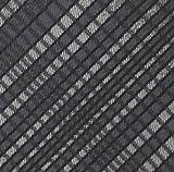 ジャガードネクタイ ARAN013-2 グレー/ダークグレー アルマーニ・コレッツォーニ画像⑤