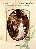 Lady Cottington's Pressed Fairy 2004 Wall Calendar