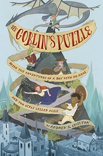 The Goblin's Puzzle: Being the Adventures of a Boy...