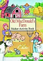 Old MacDonald's Farm Sticker Activity Book (Dover Little Activity Books Stickers)