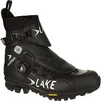 Lake MXZ303 Winter Cycling Boot - Men's Black 44/Reg [並行輸入品]