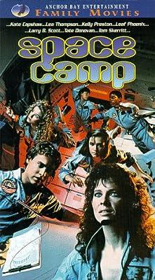 SpaceCamp [VHS]