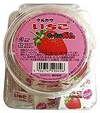丸川製菓  容器入りいちごマーブルガム  6粒×40個