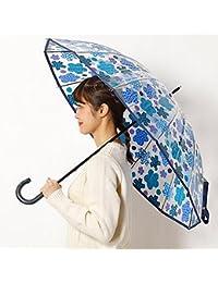 SOUSOU(ソウソウ) 雨傘(ビニール/手開き)金平糖/こんぺいとう/和風(婦人/レディース)