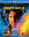 Escape from L.a. [Blu-ray] [Import]