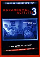 Paranormal Activity 3 [Blu-ray]
