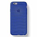 AndMesh iPhone 6s/6 ケース メッシュケース 耐衝撃【Amazon限定 USAモデル】ブルー 青 AMMSC623-BLU