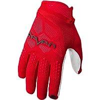 Seven Rivalメンズオフロードバイク手袋–レッド X-Large レッド 2210002-600-XL