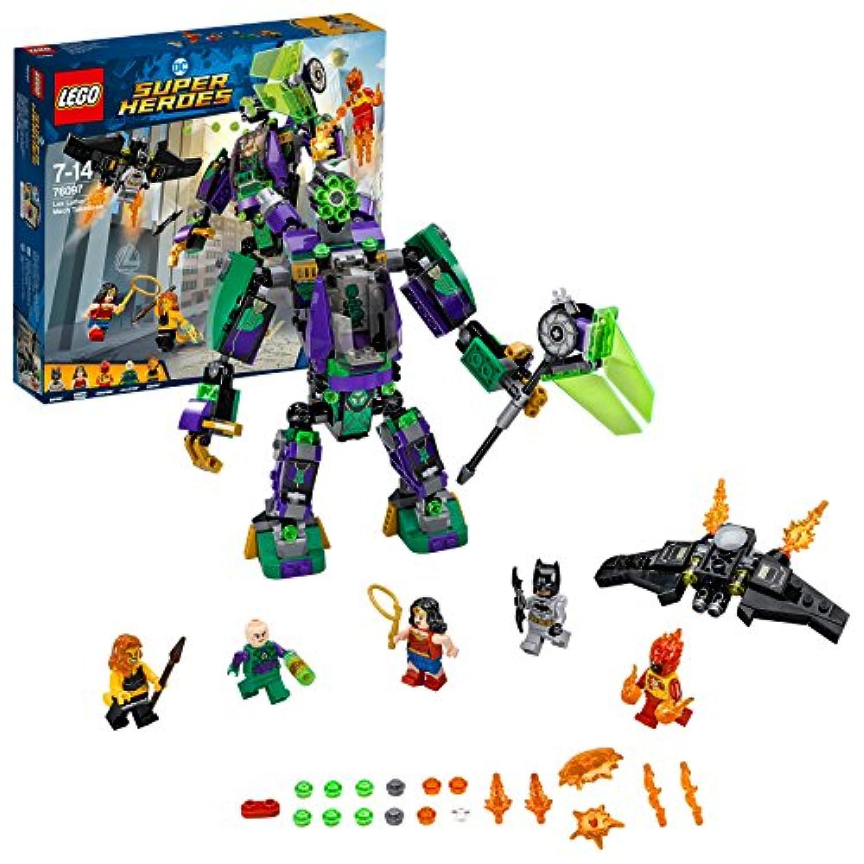 レゴ(LEGO) スーパー?ヒーローズ レックス?ルーサー メカとの戦い 76097