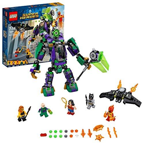 レゴ(LEGO) スーパー・ヒーローズ レックス・ルーサー メカとの戦い 76097