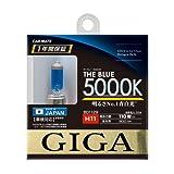 カーメイト 車用 ハロゲン GIGA ザ・ブルー H11 5000K BD1129