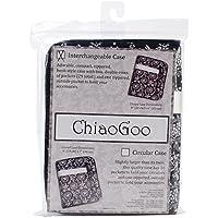 ChiaoGoo White Ribbon Interchangeable Needle Case by ChiaoGoo