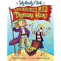 Judy Moody & Stink: The Mad, Mad, Mad, Mad Treasure Hunt (Judy Moody & Stink (Paperback)) McDonald, Megan ( Author ) Apr-27-2010 Paperback