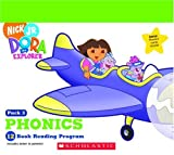 Phonics 12 Book Reading Program (Nick Jr. Dora the Explorer)