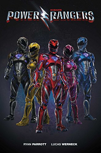 Saban's Power Rangers: Aftershock (Mighty Morphin Power Rangers)