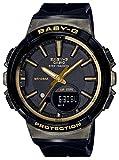 [カシオ] 腕時計 ベビージー FOR RUNNING STEP TRACKER BGS-100GS-1AJF レディース ブラック