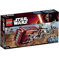 レゴ (LEGO)  スター?ウォーズ レイのスピーダー[TM] 75099