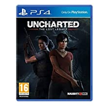 Uncharted: The Lost Legacy for PlayStation 4