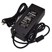 LEDwholesalers 24 Volt AC Power Adapter 144 Watt 6 Amp with 5mm DC Output Jack, 3261-24V [並行輸入品]