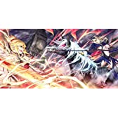 STARFLEETS カードゲームプレイマット ☆『モードレッド&ランサーアルトリアオルタ/illust:光崎瑠衣』★ 【Character1 2016/COMIC1☆10】