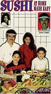 Sushi Made at Home [VHS] [Import]