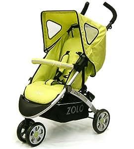ZOLO ファーストベビーカー グリーン
