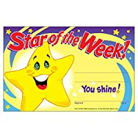 Awards Star Of The Week 30/Pk 5X8