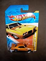 2011 HOT WHEELS NEW MODELS 11/244 YELLOW/ORANGE '70 PONTIAC GTO JUDGE 11/50 [並行輸入品]