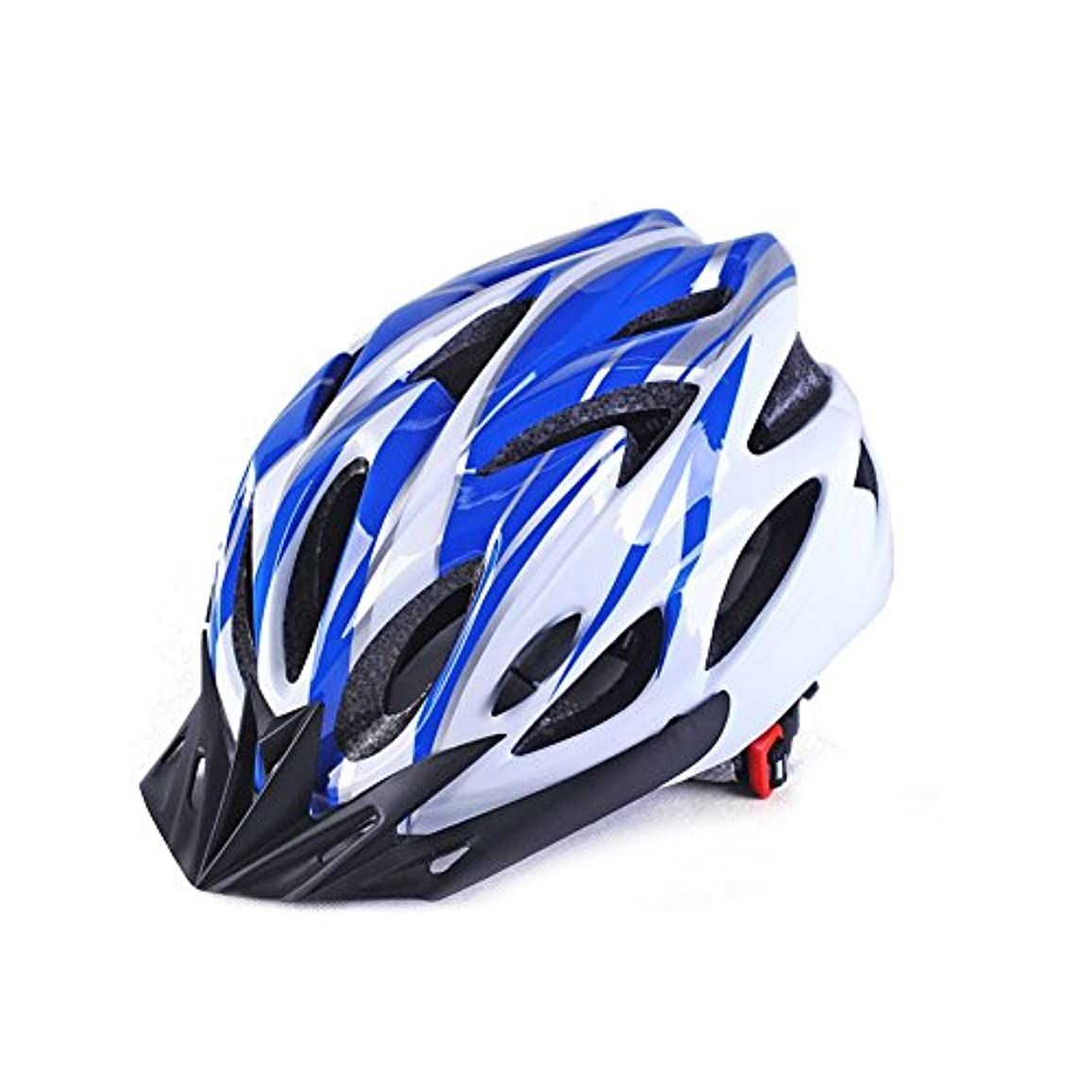 ずんぐりした超えるメイドFashionwu ヘルメット 自転車 頭囲56-62cm 通気 衝撃吸収 超軽量 サイズ調整可能 男女兼用 ロードバイク スポーツ 11色選択可能