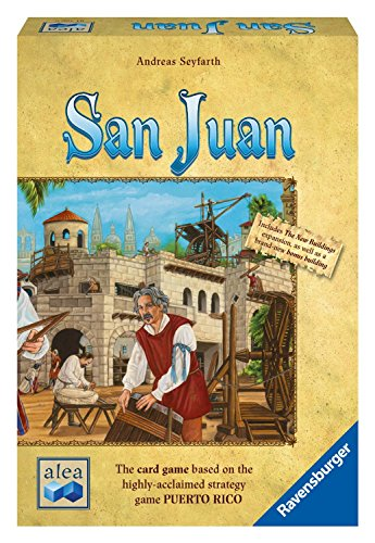 新版 サンファン San Juan ボードゲーム【並行輸入品】