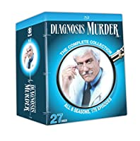 Diagnosis Murder: the Complete Collection [Blu-ray] [Import]