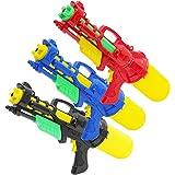クリエイティブビーチウォーターガン屋外漂流水鉄砲おもちゃ水鉄砲高圧ポンプタイプ子供のため ( Color : Black , Size : M )