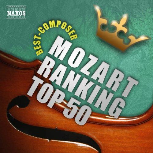 モーツァルト人気曲ランキングTOP50![クラシック人気曲ラ...