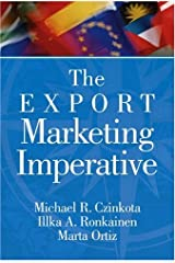 The Export Marketing Imperative Hardcover